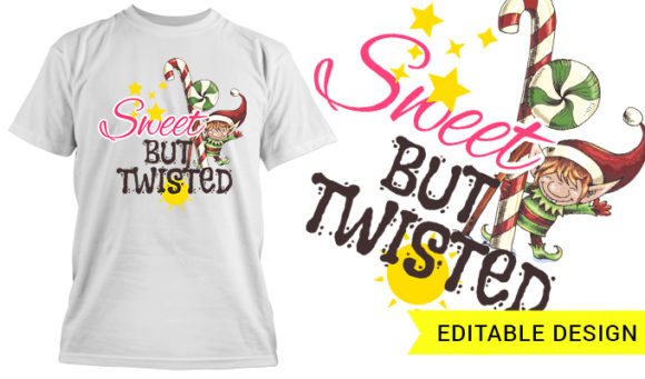Sweet but twisted 1