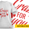 Be mine crazy for you 1