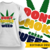 Natural Medicine Design Template T-shirt Designs and Templates leaf