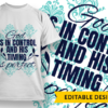 Sleep in peace tonight, God is bigger than anything you will face tomorrow. Design Template god is in control preview