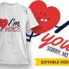 I Love You <3 im yours no refunds 1 preview