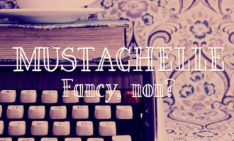 Mustachelle Font Fonts Font, Otf, ttf