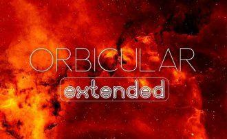 Orbicular Extended Font Fonts Font, Otf, ttf
