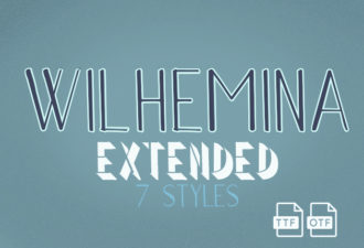 Full library Pricing Wilhemina Extended small