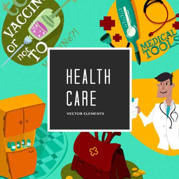 Healthcare Symbols | Vector Pack