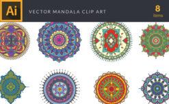 Free Mandala Vector Pack Freebies vector