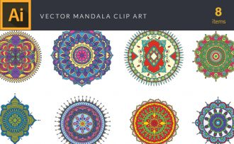 Free Mandala Vector Pack Freebies vector
