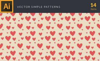 Simple Pattern Vector Pack Vector packs Simple,Pattern,vector,clipart,element,illustration