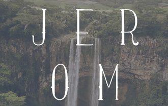 Jerome Font Fonts Font, Otf, ttf