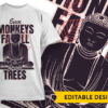 Fall down seven times, stand up eight T-shirt Designs and Templates samurai