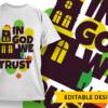 Big shoes, big pns T-shirt Designs and Templates colorful