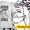 We Walk By Faith Not By Sight T-shirt Designs and Templates design