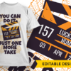 This is nacho lucky day T-shirt Designs and Templates funny