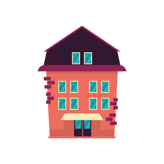 Buidings Building Clip Art - SVG & PNG building