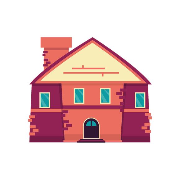Buidings House 05 1
