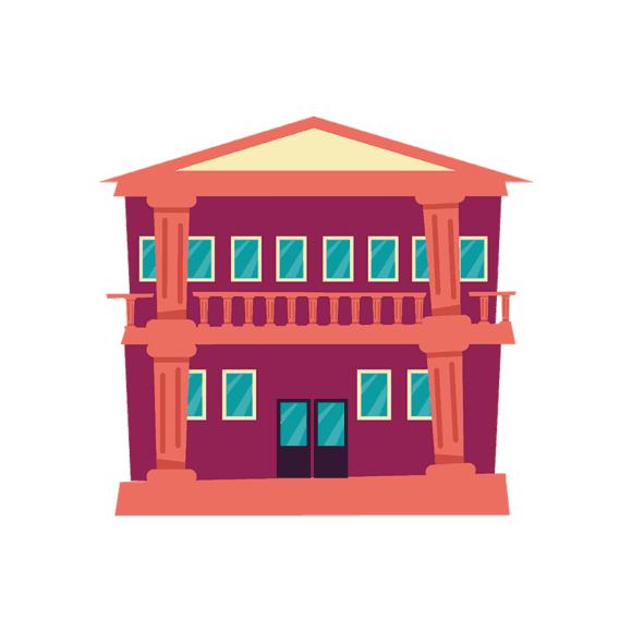 Buidings House 14 1