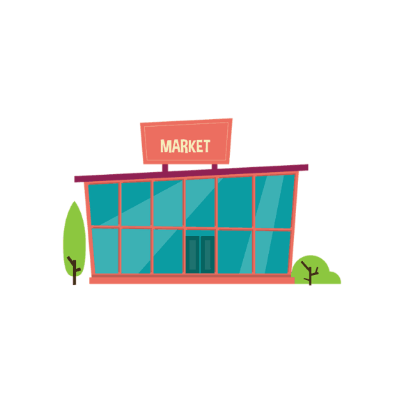 Buidings Market 1
