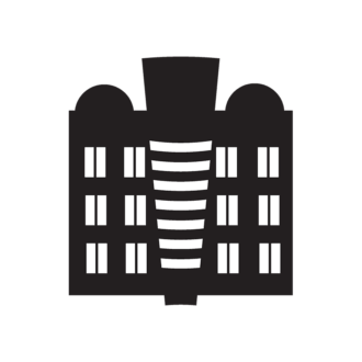 Buildings Vector 1 17 Clip Art - SVG & PNG vector