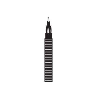 Buildings Vector 1 5 Clip Art - SVG & PNG vector