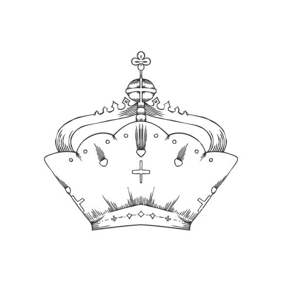 Crowns Vector 1 2 Crowns vector 1 2 preview