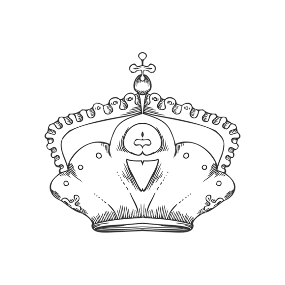 Crowns Vector 1 3 Crowns vector 1 3 preview
