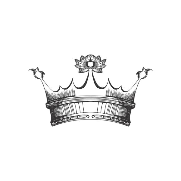 Crowns Vector 1 4 5