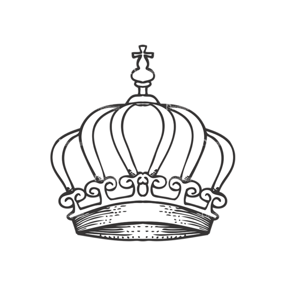 Crowns Vector 1 8 Crowns vector 1 8 preview
