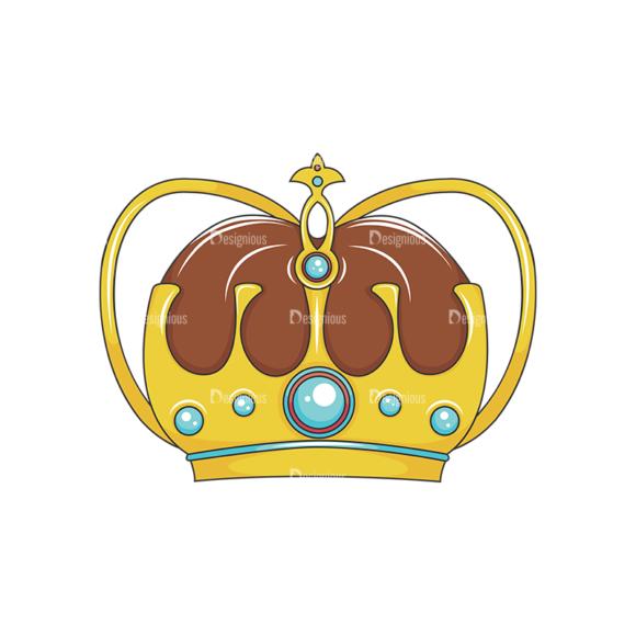 Crowns Vector 2 3 1