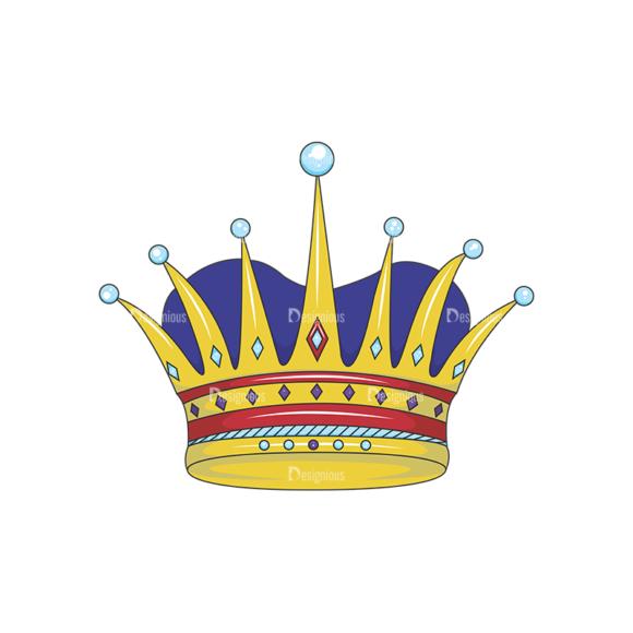 Crowns Vector 2 4 1
