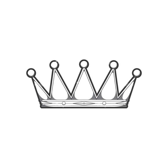 Crowns Vector 3 2 1