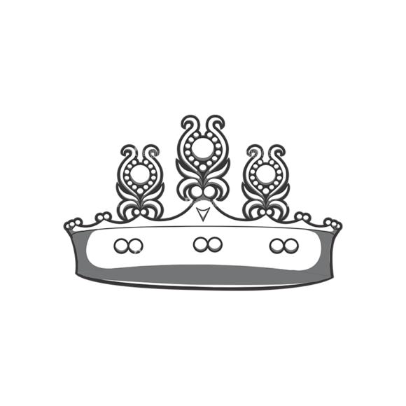 Crowns Vector 3 4 1
