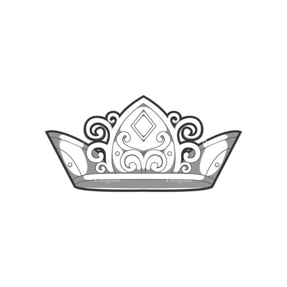Crowns Vector 3 5 1