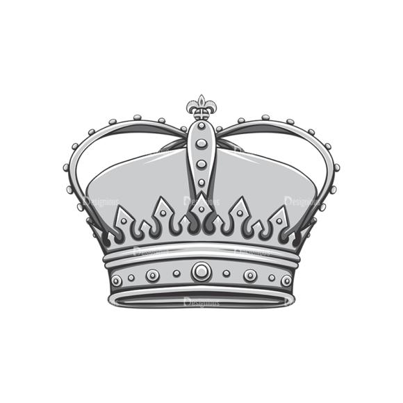 Crowns Vector 4 4 1