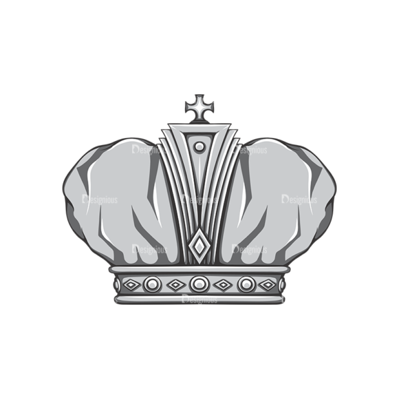 Crowns Vector 4 5 1