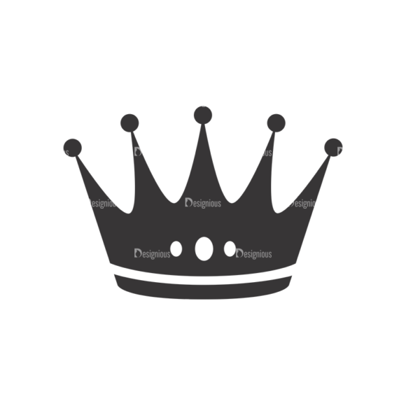 Crowns Vector 5 7 1