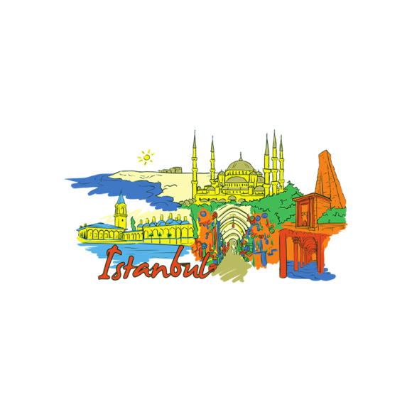Famous Cities Vector 1 6 Famous Cities Vector 1 6 preview