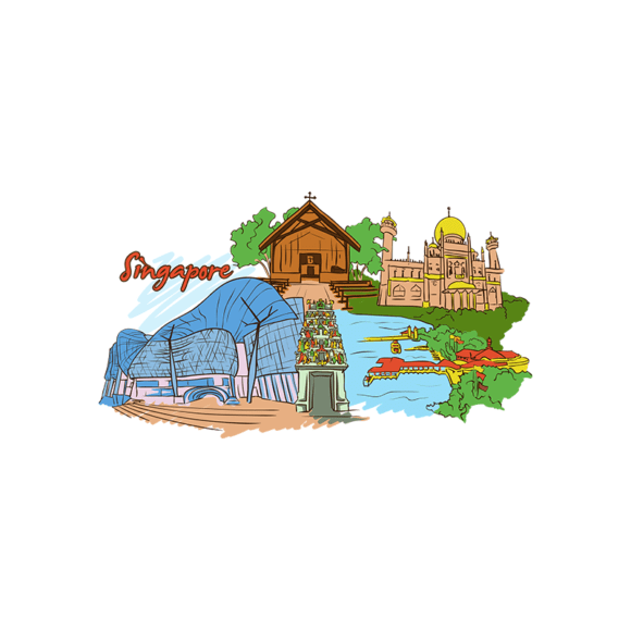 Famous Cities Vector 2 1 5