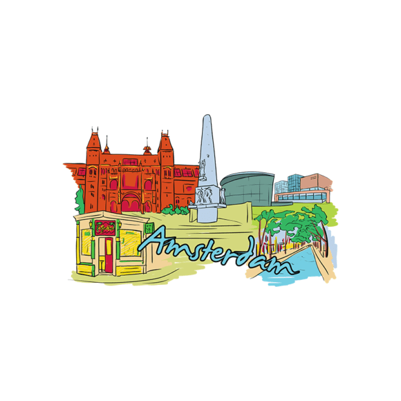 Famous Cities Vector 2 3 5