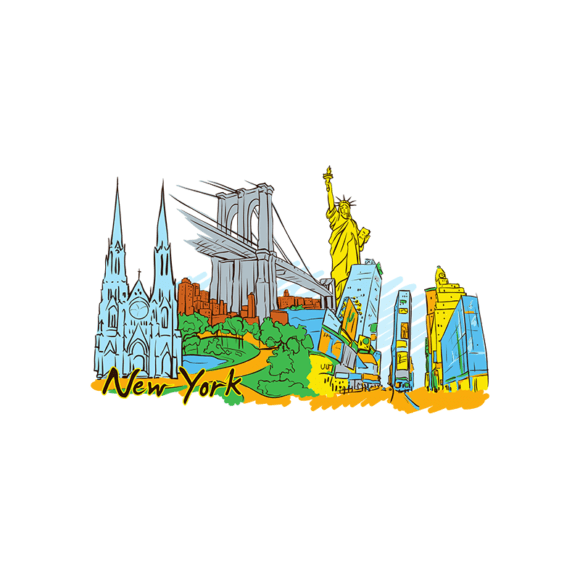 Famous Cities Vector 2 4 5
