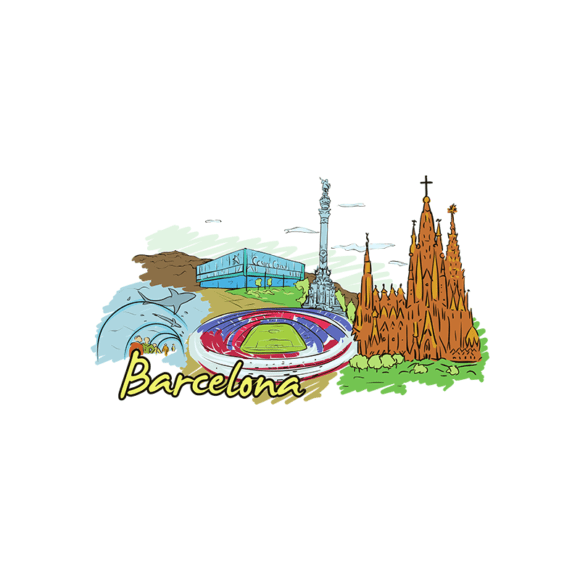 Famous Cities Vector 2 6 Famous Cities Vector 2 6 preview