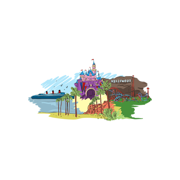 Famous Cities Vector 3 5 Famous Cities Vector 3 5 preview