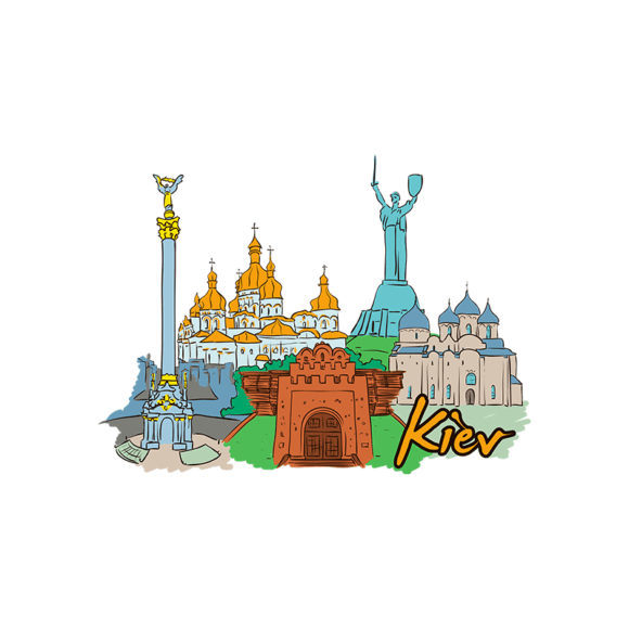 Famous Cities Vector 4 6 Famous Cities Vector 4 6 preview