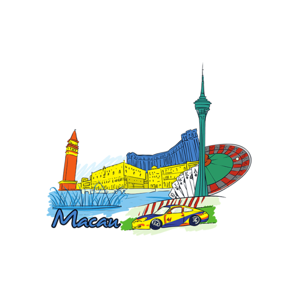 Famous Cities Vector 5 1 5