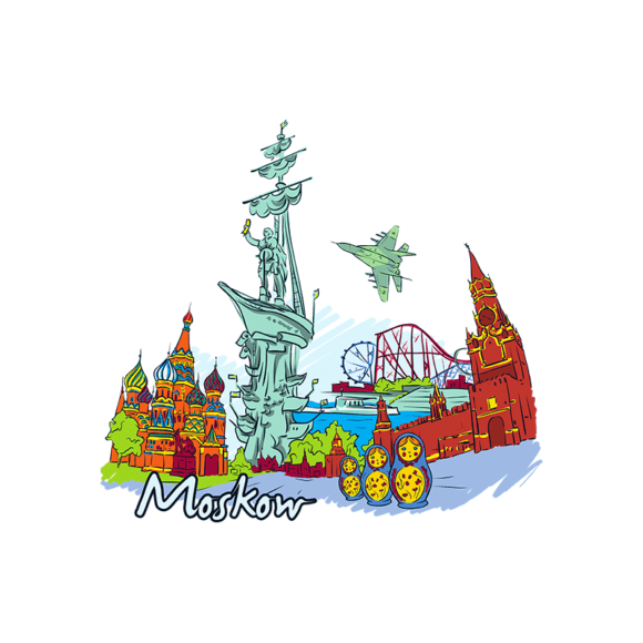 Famous Cities Vector 5 4 Famous Cities Vector 5 4 preview