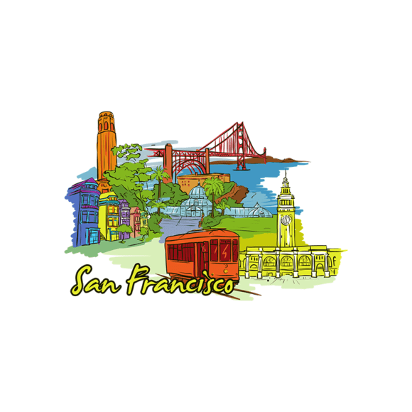 Famous Cities Vector 7 1 Famous Cities Vector 7 1 preview