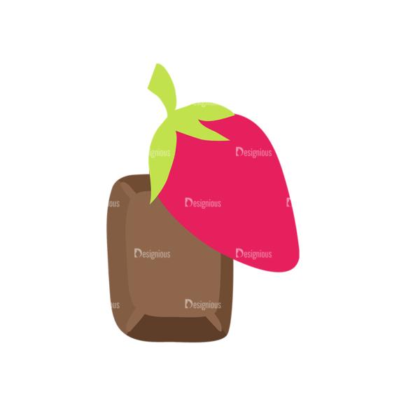 Desserts Chocolate With Strawberry 5