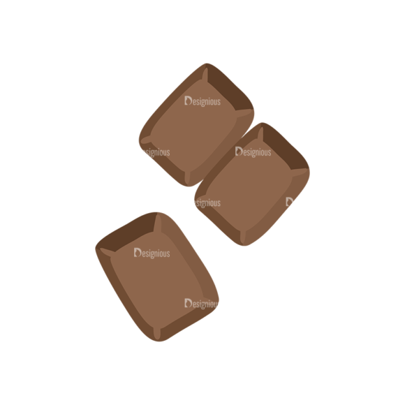 Desserts Chocolate Clip Art - SVG & PNG vector