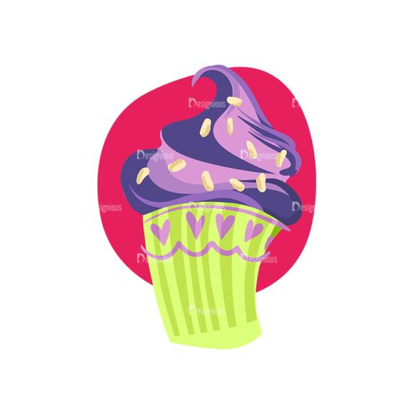 Desserts Muffin 1