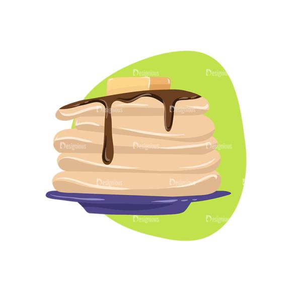 Desserts Pancakes 1