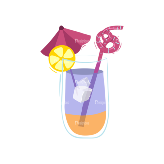Drinks Cocktail Clip Art - SVG & PNG cocktail